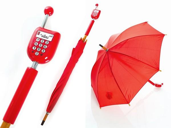 Vilac – зонтик со встроенным телефоном