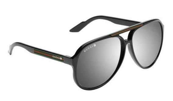 Модные 3D-очки от «Гуччи» для модных парней