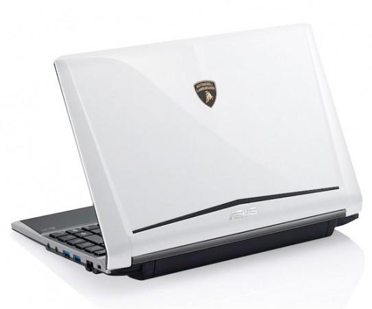 ASUS начала поставки Lamborghini Eee PC VX6