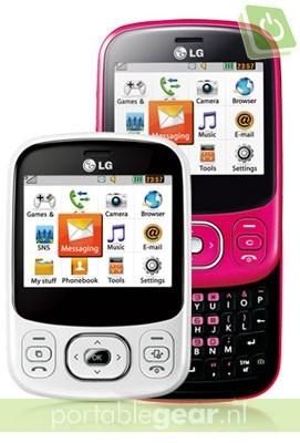 LG C320 Lady – телефон для леди