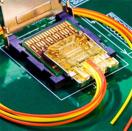 Запуск Intel Light Peak состоится в первой половине 2011-го?