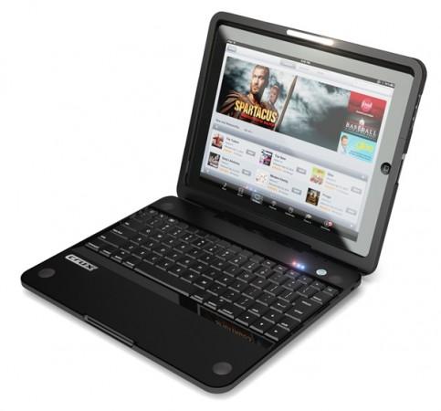 Crux360 – чехол, превращающий iPad в ноутбук