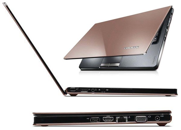 Тонкий ноутбук IdeaPad U260 от Lenovo