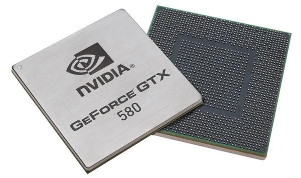 NVIDIA отвечает на «6000 серию» AMD видеокартой GeForce GTX 580