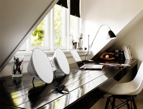 BeoSound 8 iPad Dock – стильная док-станция от Bang & Olufsen