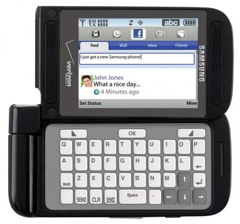 Samsung Zeal – смартфон с дисплеем E Ink