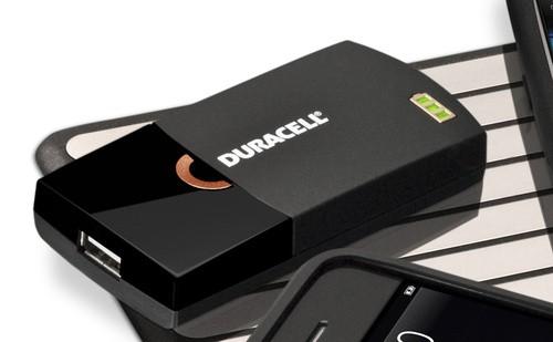 Мобильное зарядное устройство Duracell myGrid