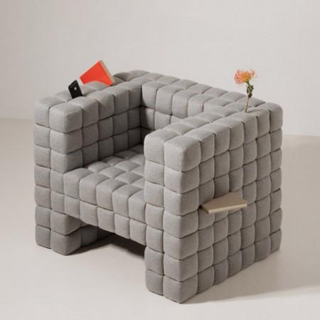 Всепоглощающее кресло Lost in Sofa