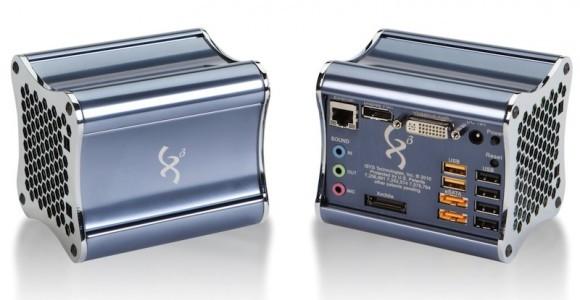 10-сантиметровый компьютер Xi3 Modular Computer