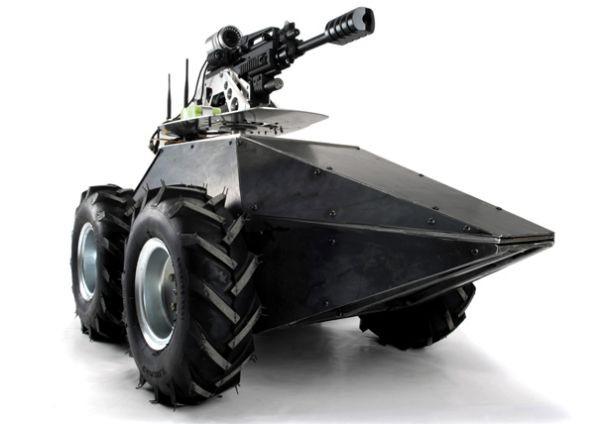 Mega Hutrz - терминатор на колесах