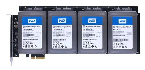 Apricorn представляет RAID-массив SSD для Mac Pro