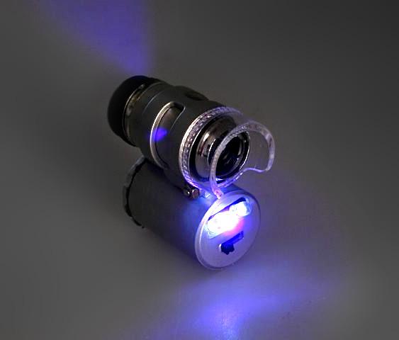 Микроскоп для iPhone с подсветкой и 60X увеличением X_23ad3d4f