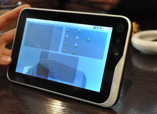 AigoPad N700 – планшет на базе Tegra 2