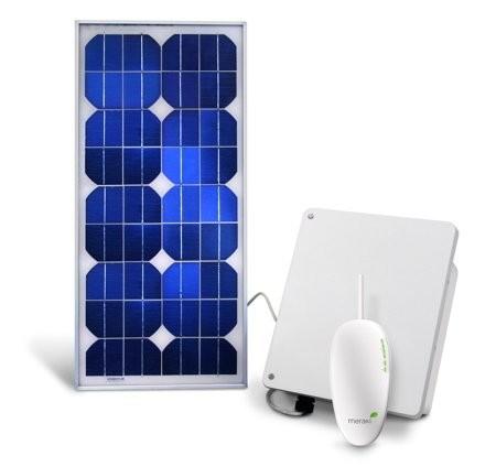 Маршрутизатор от солнечных батарей