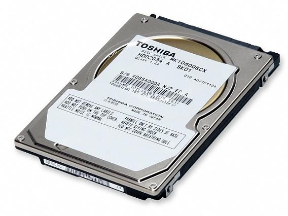 «Экстремальные» жесткие диски от Toshiba