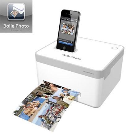 Фотопринтер для iPhone – Bolle BP-10