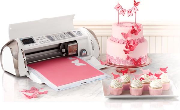 Принтер, «печатающий» сладости
