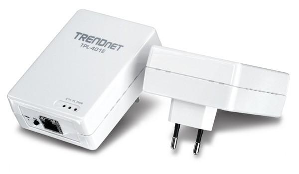 Первый 500 Мбит/с адаптер для электропроводки от TRENDnet