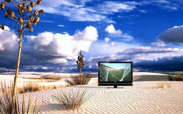 До 2 часов на аккумуляторе: 32'' телевизор от Toshiba