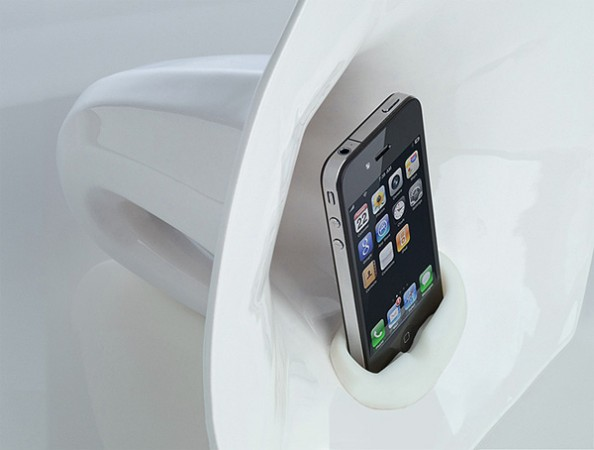 Ретро-усилитель для iPhone – Phonofone III