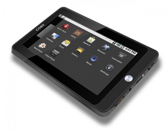Coby Kyros MID7015 – недорогой Android-планшет