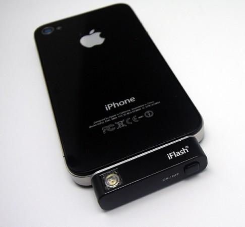 Вспышка для iPhone