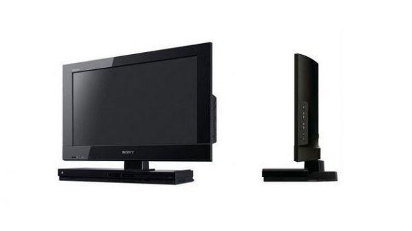 HD-телевизор Sony Bravia со встроенной PS2