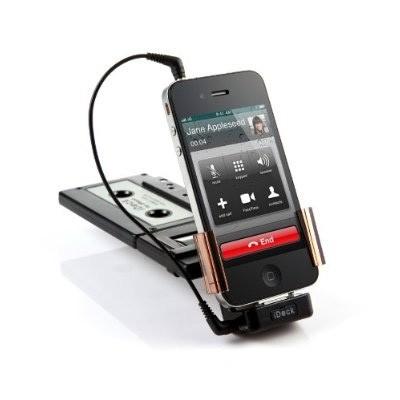 iDeck – автомобильный кассетный адаптер