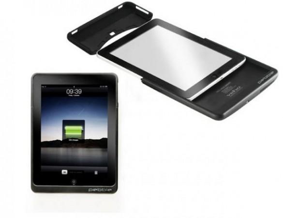 Pebble Smartskin – дополнительный аккумулятор для iPad