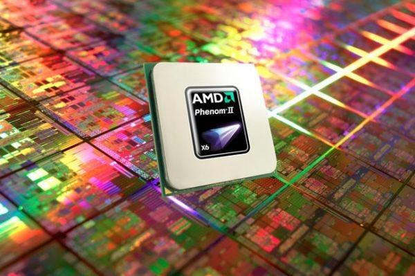 AMD выпускает три новых процессора