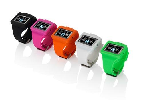 Часы-телефон sWaP
