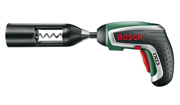Дрель-штопор от Bosch