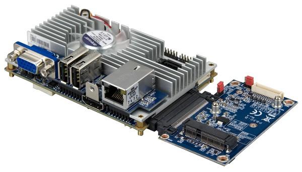 VIA выпускает очередной миниатюрный компьютер