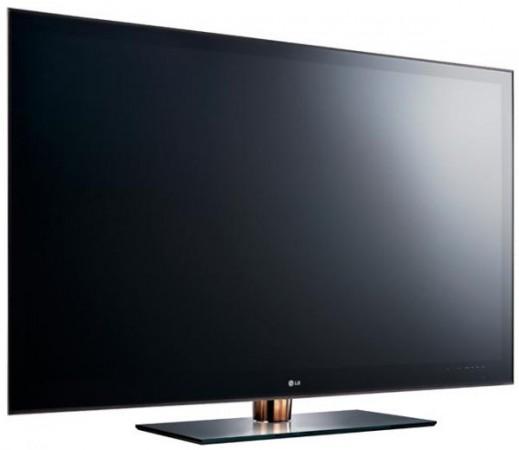 Самый большой в мире 3D-телевизор от LG