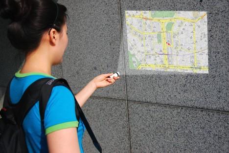 Карта-проектор Maptor