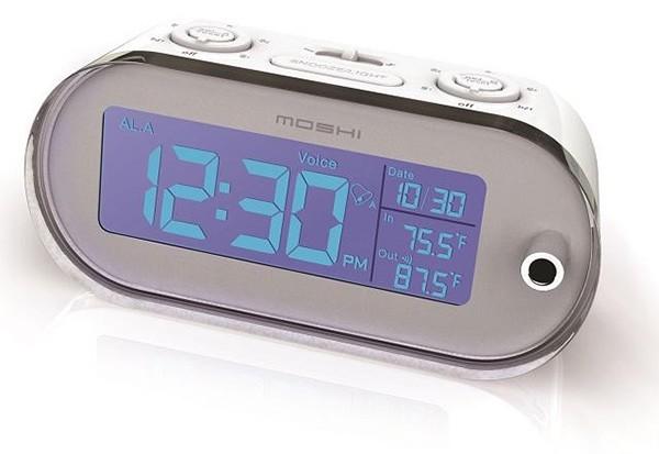 Часы Moshi Reflection с голосовым управлением