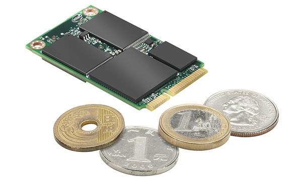 Intel 310 mSATA SSD: размер имеет значение