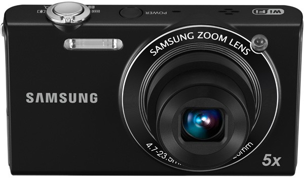 Samsung SH100 использует смартфон как видоискатель