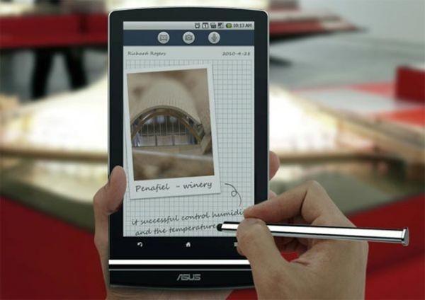 Новый планшет ASUS Eee Pad MeMO