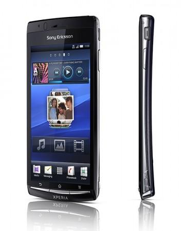 Sony Ericsson Xperia Arc – теперь официально