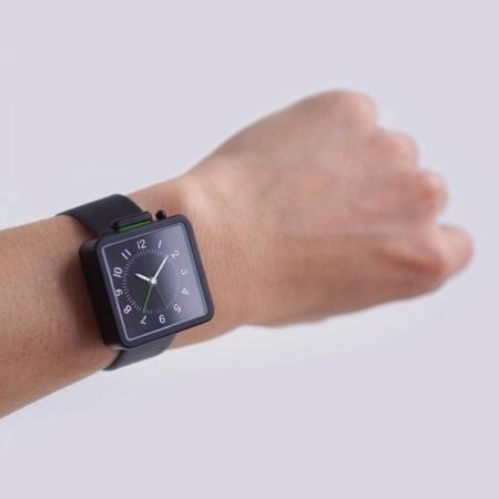 Наручные часы с вибробудильником