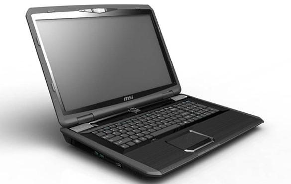 MSI выпускает мощный геймерский лэптоп