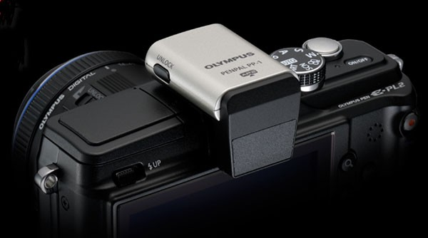 Bluetooth-адаптер для фотоаппарата Olympus PENpal
