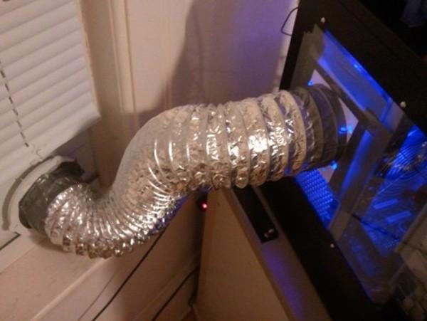 охладитель для компьютера
