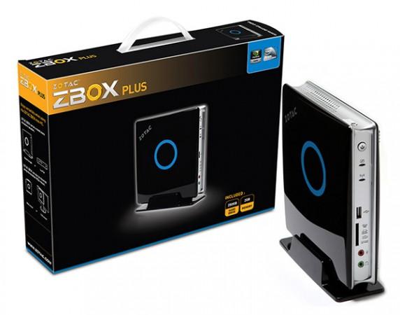 Мини-ПК Zotac ZBox с поддержкой USB 3.0