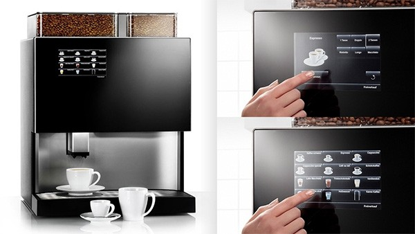 chemistry descaling coffee machines