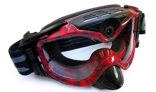 Лыжные очки с HD-камерой