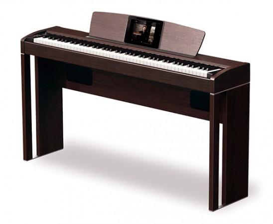 Док-станция в виде пианино
