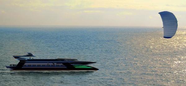 Ocean Empire LSV – яхта для супер-богатых