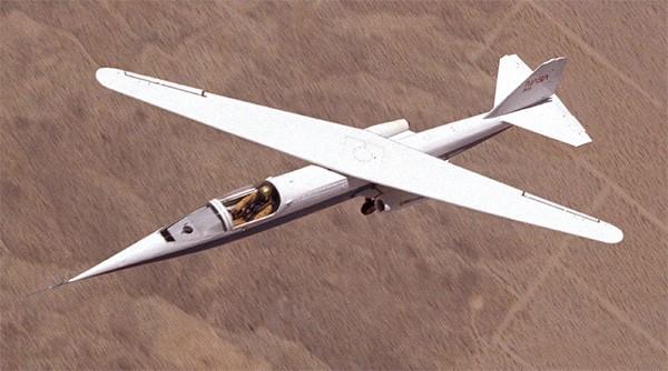 Самый странный самолет NASA
